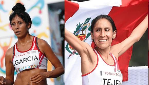 Gladys Tejeda y Kimberly García están mentalizadas en subir al podio en Tokio 2020. (Foto: IPD)