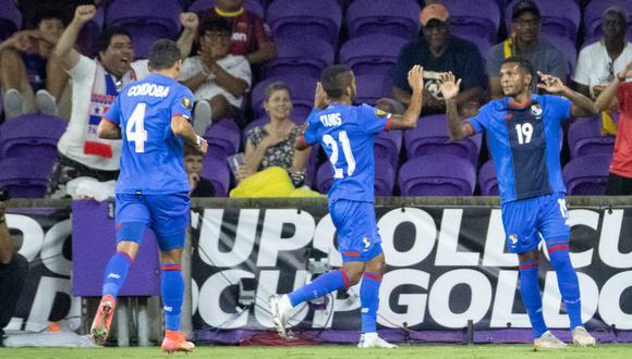 Panamá, con gol de Alberto Quintero, venció a Granada por la Copa Oro 2021