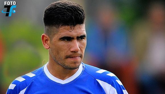 Jonathan Dos Santos es candidato al equipo ideal en Uruguay. (Foto: Tenfield)