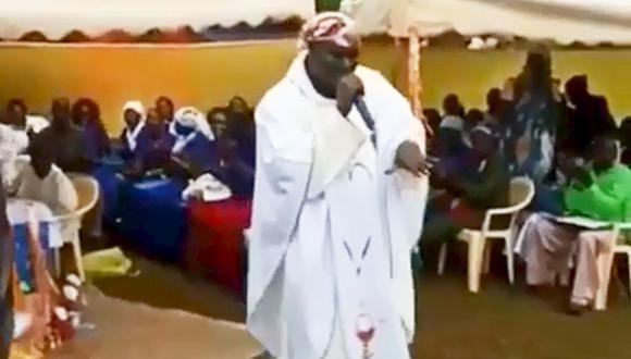 Iglesia suspende por un año a cura que predicaba evangelio a ritmo de rap. (Foto: Captura de YouTube)