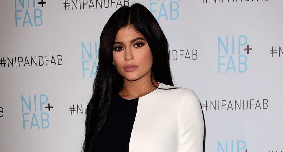 La publicación hecha por Kylie Jenner logró hacerse de más de 4,5 millones de 'likes'. (AFP)