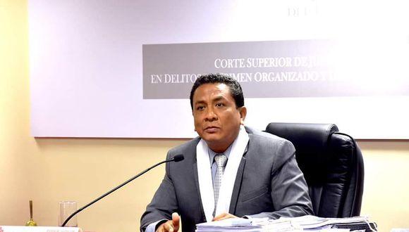 El Segundo Juzgado de Investigación Preparatoria Nacional declaró infundado el pedido de cese de prisión preventiva formulado por la defensa de Luis Pebe Romero, investigado en el marco del Caso Odebrecht y los Arbitrajes (Foto: PJ)