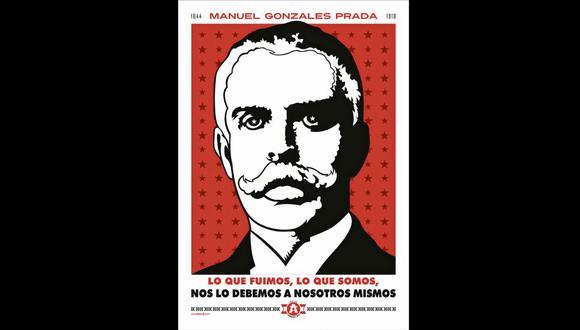 El artista gráfico Cherman revitalizó l aimagen de Gonzales Parada en este cuadro. Hizo lo propio con otros personajes de la historia del Perú. [Ilustración: Cherman]