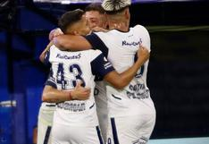 Boca Juniors vs. Gimnasia: Brahian Alemán anotó el 2-1 y adelantó al 'Lobo' | VIDEO