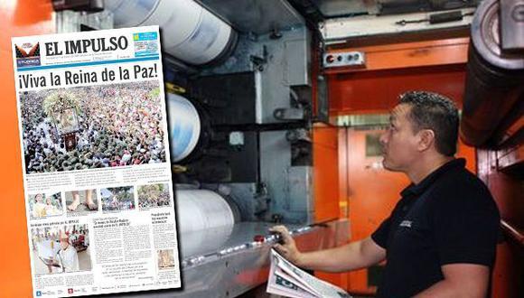 El diario más viejo de Venezuela cerraría por falta de papel