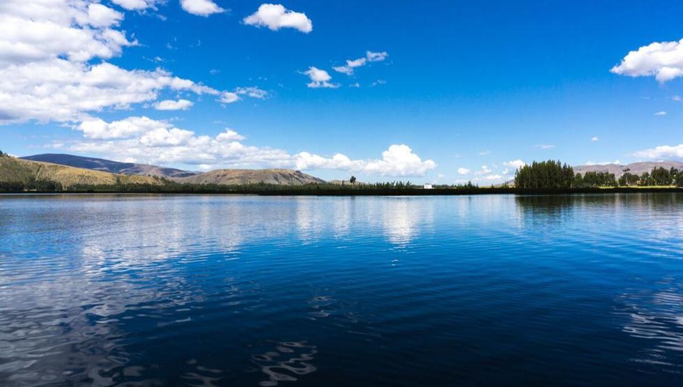 Es un espejo de agua con muchos mitos sobre su creación. (Foto: Wikipedia)