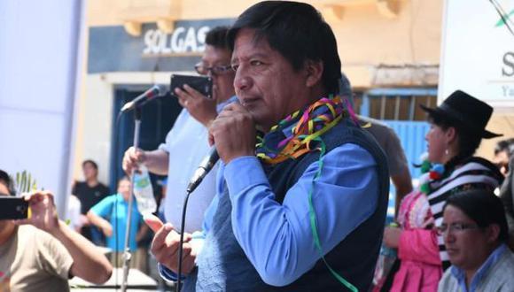 Segunda vuelta: virtual gobernador regional de Pasco priorizará obras de saneamiento