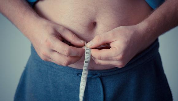 La obesidad es una comorbilidad que afecta a un gran porcentaje de peruanos. (Foto: Pixabay)