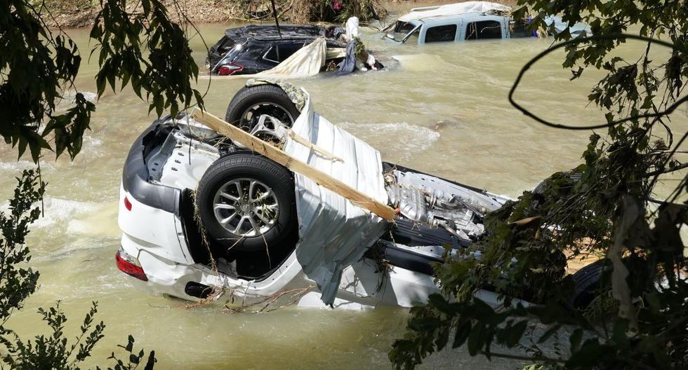 "Joe Biden Declares ""Major Disaster"" in Tennessee Due to Heavy Flooding |  PHOTOS"