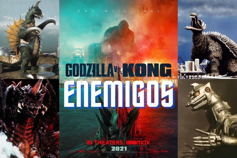 """De la mano de Warner Bros. Pictures y Legendary Pictures llega el esperado enfrentamiento entre dos íconos del cine en <b><u><a href=""""https://mag.elcomercio.pe/gente/warner-bros-presento-el-primer-adelanto-de-godzilla-vs-kong-video-celebs-nndc-noticia/"""">Godzilla vs. Kong</a></u></b>, dirigida por Adam Wingard. Estos míticos adversarios se verán las caras en una batalla espectacular, con el destino del mundo pendiendo de un hilo. La cinta será estrenada en Estados Unidos en salas seleccionadas de cine 2D, 3D y IMAX el 26 de marzo, además que estará disponible para el país norteamericano en HBO Max por 31 días después de su llegada a la pantalla grande. <b>Si bien esta es la primera vez que estos míticos adversarios se verán las caras en una batalla espectacular, para el monstruo japonés el colosal primate será un enemigo más de su extensa galería de enemigos con los que ha luchado desde su debut en la pantalla grande. Conozcamos en esta galería de fotos a los más grandes y poderosos de <a href=""""https://es.wikipedia.org/wiki/Godzilla"""" target=""""_blank"""">Godzilla</a>.</b>"""