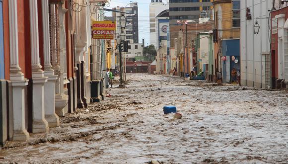 Los peligros geológicos que se registran con mayor frecuencia en el país son los huaicos, que cuando son muy grandes son denominados aluviones. (Foto: Johnny Aurazo)