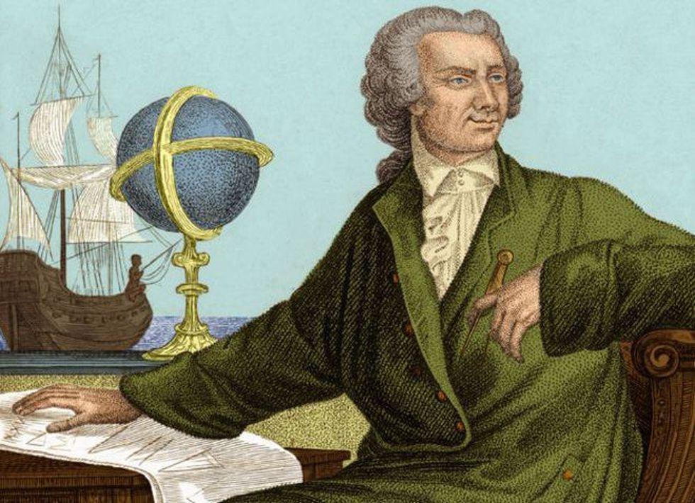 El matemático y físico suizo Leonhard Euler (1707-1783) hizo descubrimientos en una amplia gama de campos, incluyendo geometría, cálculo infinitesimal, trigonometría, álgebra, teoría de números, física de continuum, teoría lunar y teoría de grafos, para nombrar unos pocos. (Science Photo Lubrary)