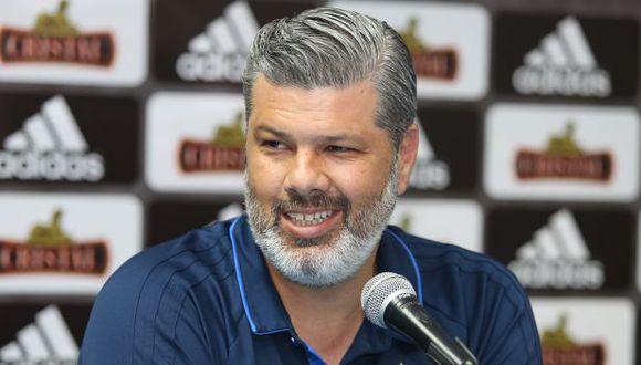 Carlos Benavides tomará el puesto que dejó Federico Cúneo. (Foto: Violeta Ayasta / GEC)