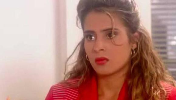 La actriz Estefanía Gómez interpretó a Aura, la gran gran amiga de Betty, miembro del 'Cuartel de las feas' y dulce madre soltera (Foto: RCN)