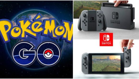 Pokémon Go no llegaría a Nintendo Switch por este motivo
