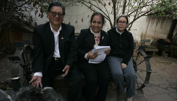 La pareja de esposos viajaron a varios departamentos de la sierra del país como parte de sus investigaciones en antropología. (Foto: Melissa Valdivia)