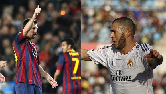 Barcelona y Real Madrid juegan hoy: mira la programación de TV