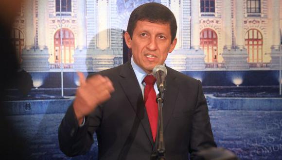 Víctor Isla pidió la renuncia de Francisco Boza a la presidencia del IPD. (Foto: Juan Ponce/Archivo El Comercio)