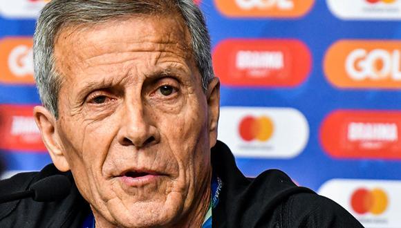 Oscar Tabarez destaca el juego de Ecuador, pero confía en el rendimiento de sus jugadores para el debut por Copa América.