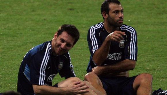 "Mascherano: ""Imposible que Argentina no sea Messidependiente"""