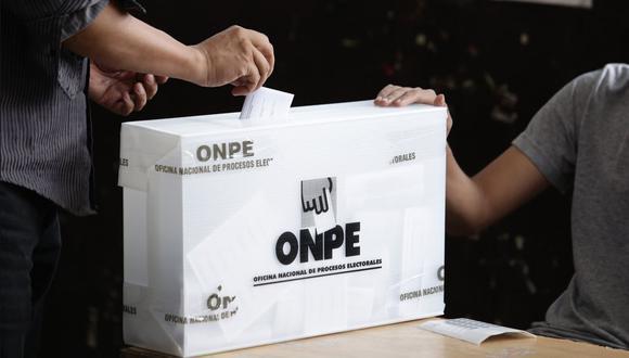 La entidad electoral también negó las versiones de un supuesto fraude en los comicios electorales del 11 de abril. (Foto: ONPE)
