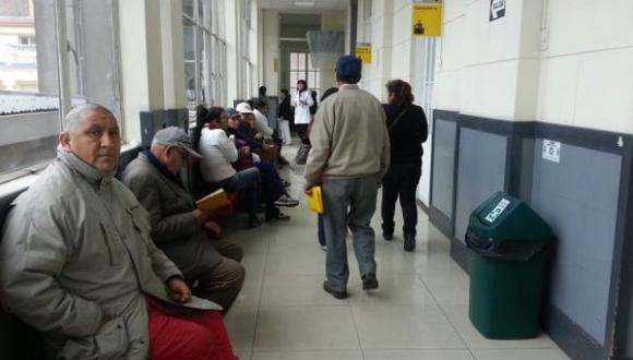 Amplían horarios de atención de tres hospitales de Lima