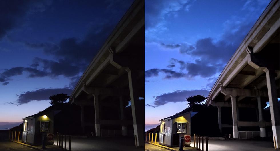 ¿Quieres que tus fotos que tomas en la noche salgan con buena calidad? Entonces sigue este truco. (Foto: Captura)