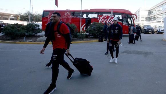 Selección de Chile ya está en Brasil para afrontar la defensa de su título en la Copa América. (Foto: Twitter @LaRoja)