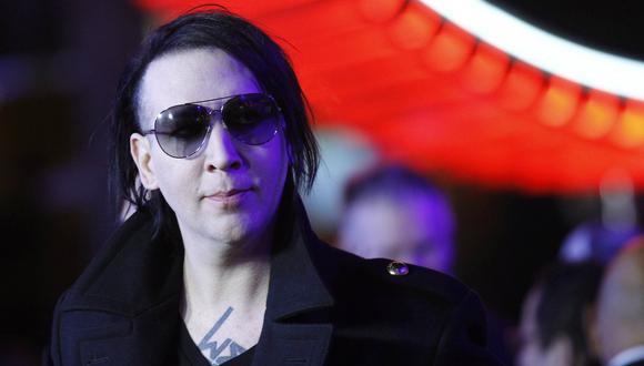 Marilyn Manson (Foto: Reuters)