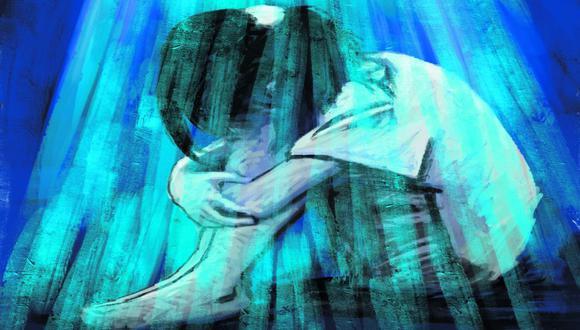 Candy estuvo bajo la red de trata de personas con fines de explotación sexual, desde diciembre del 2018 a junio del 2019. (Ilustración: Giovanni Tazza)