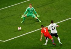 Chile vs. Alemania: Alexis Sánchez anotó este golazo a la selección teutona