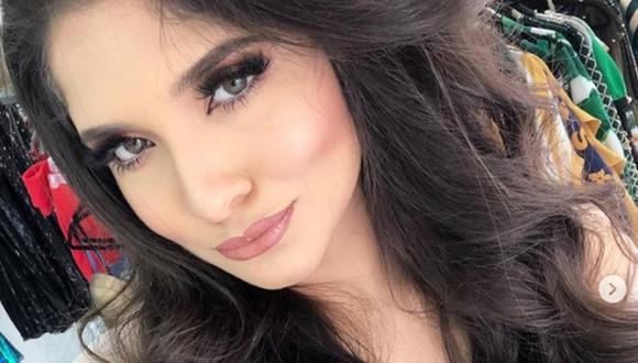 La reina de belleza fue acusada junto con otras siete personas de crimen organizado (Foto: Laura Mojica / Instagram)
