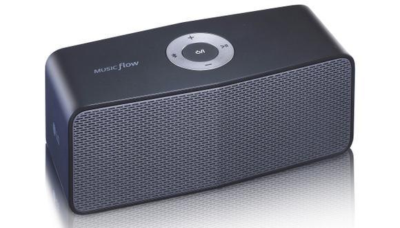 Evaluamos el parlante inalámbrico Music Flow P5 de LG