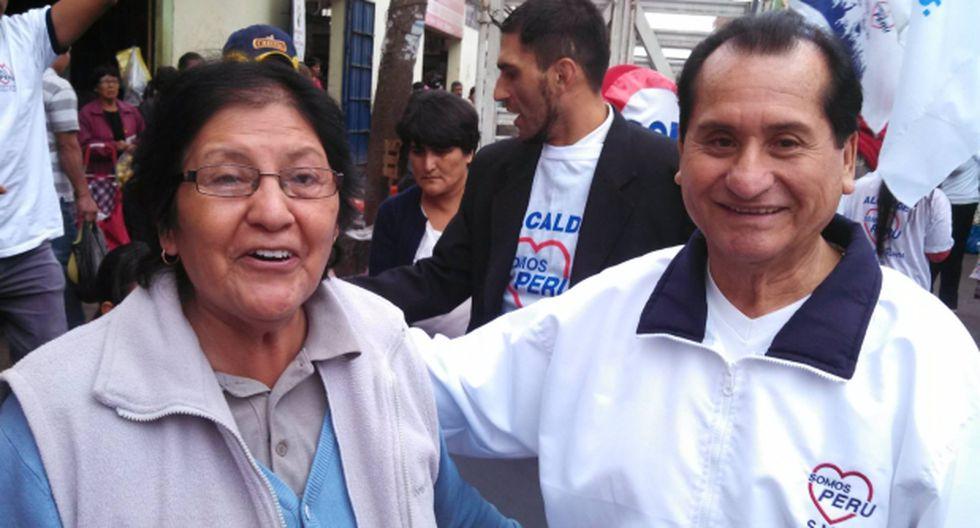 Candidato de San Martín de Porres promete reforzar el reciclaje