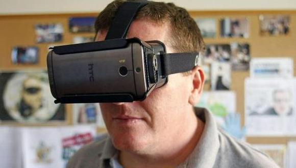 Aplicación convierte smartphones en unos lentes electrónicos