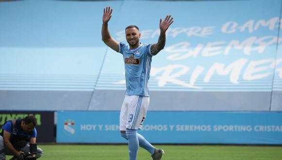 Emanuel Herrera salió goleador de la Liga 1 del 2018 y 2020. (Foto: GEC)