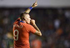 Perú vs. Chile: Nicolás Castillo, la primera baja de la 'Roja' para amistoso de fecha FIFA en Lima