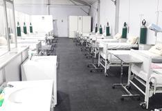 Cajamarca: se instalarán cuatro hospitales temporales adicionales en la región