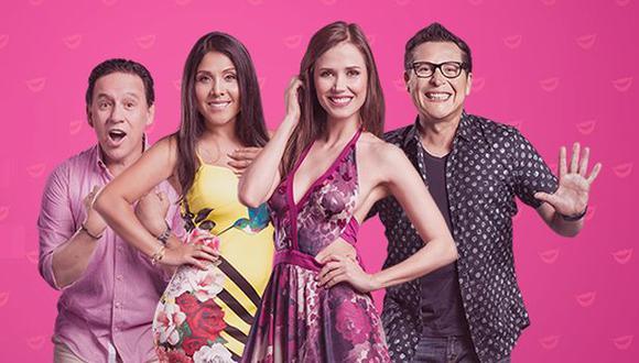 """""""En boca de todos"""", programa conducido por Maju Mantilla, 'Carloncho', Ricardo Rondón y Tula Rodríguez. (Foto: Facebook)"""