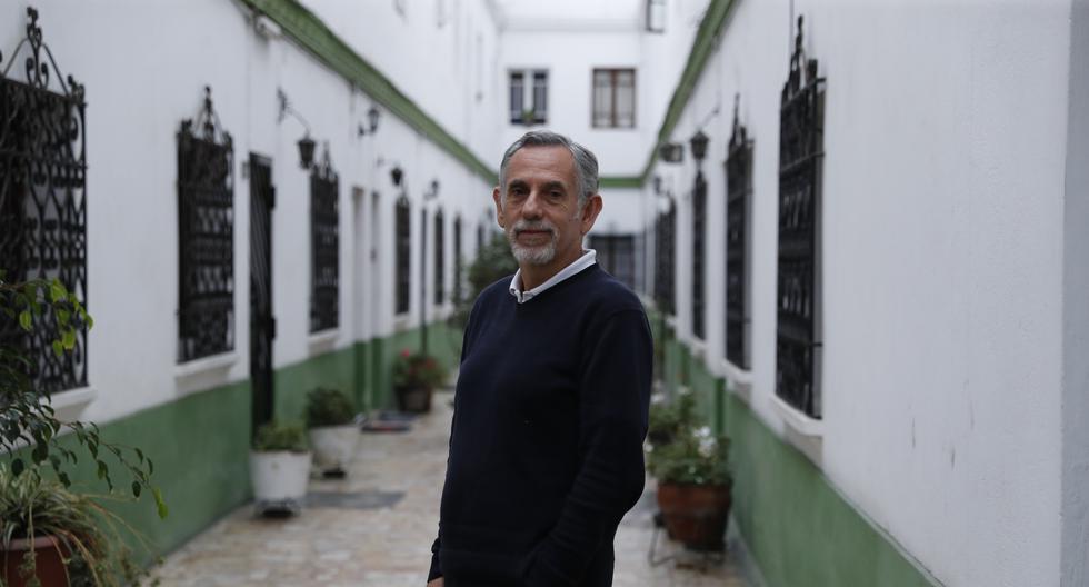 Francke respondió las consultas de sus colegas con respecto a su visión de la gestión económica del país. (Foto: Hugo Pérez/El Comercio)