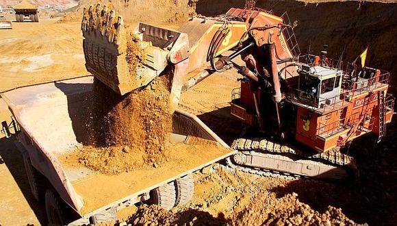 Producción peruana de oro se desplomó 16,2% en primer semestre