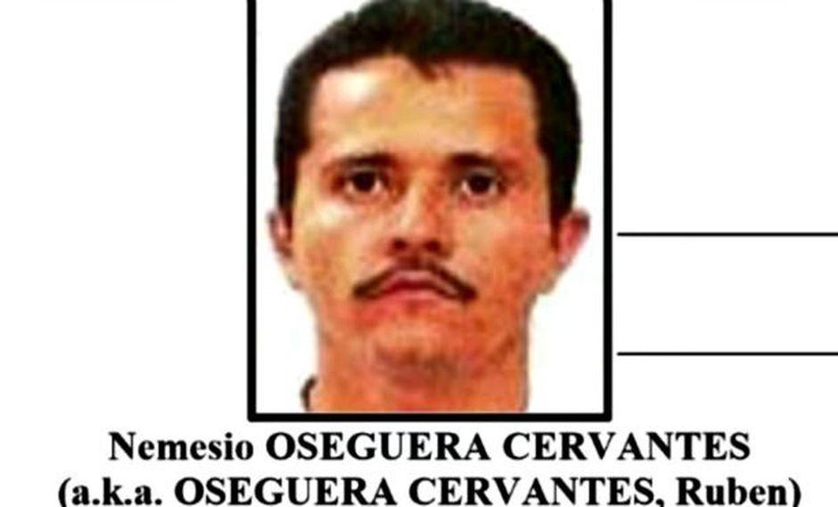 """Nemesio Oseguera, """"El Mencho"""", es el principal líder del Cártel Jalisco Nueva Generación."""