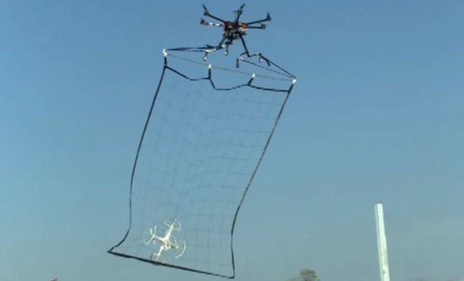 Crean escuadrón de drones que patrullará las calles de Tokio
