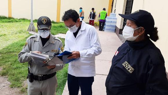 El Gobierno Regional de Cusco y las autoridades de salud pidieron a sus ciudadanos seguir las recomendaciones sanitarias. (Foto: Diresa Cusco)