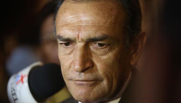 Héctor Becerril afirmó que casos de Nadine Heredia y de Joaquín Ramírez son diferentes. (Foto: Alonso Chero/Archivo El Comercio)