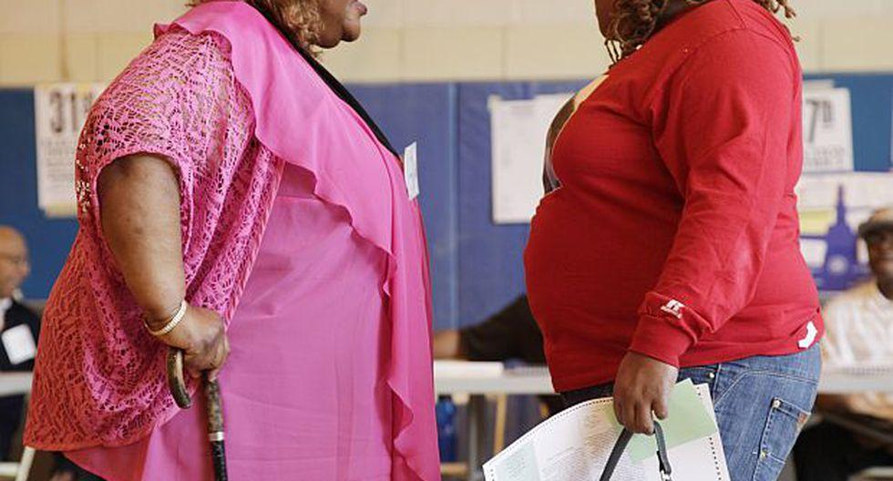 sobrepeso personas en el mundo