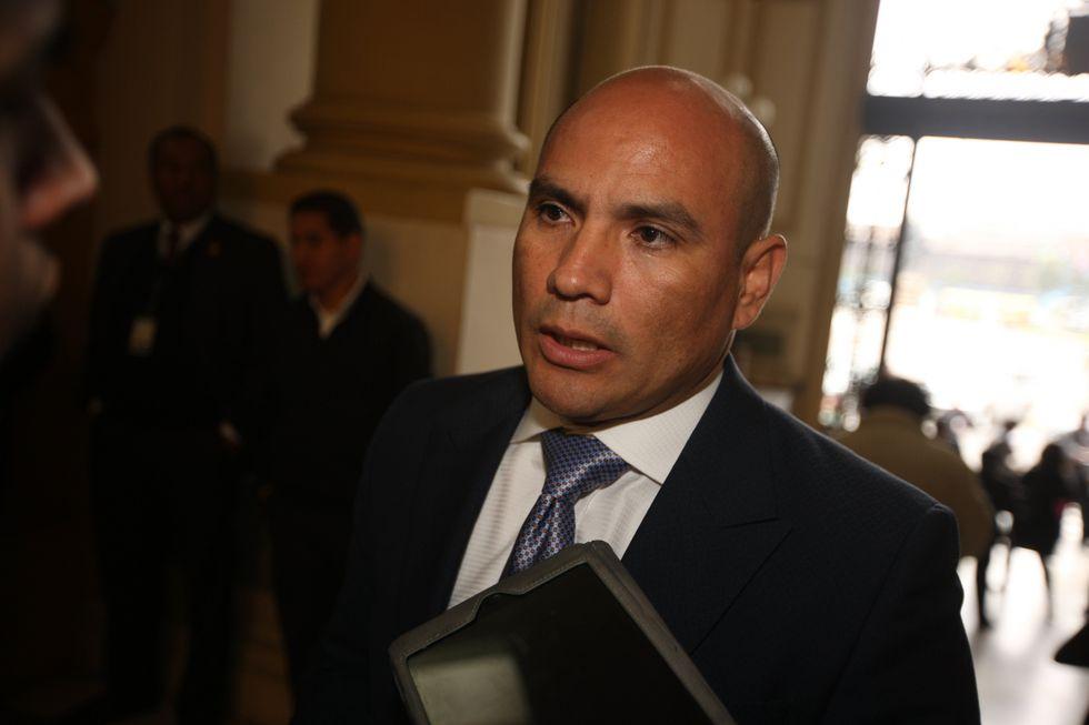 Joaquín Ramírez fue secretario general de Fuerza Popular en la campaña presidencial del 2016 de Keiko Fujimori (Archivo/ El Comercio).