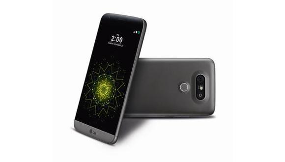 Claro inició la preventa del LG G5, el primer móvil modular