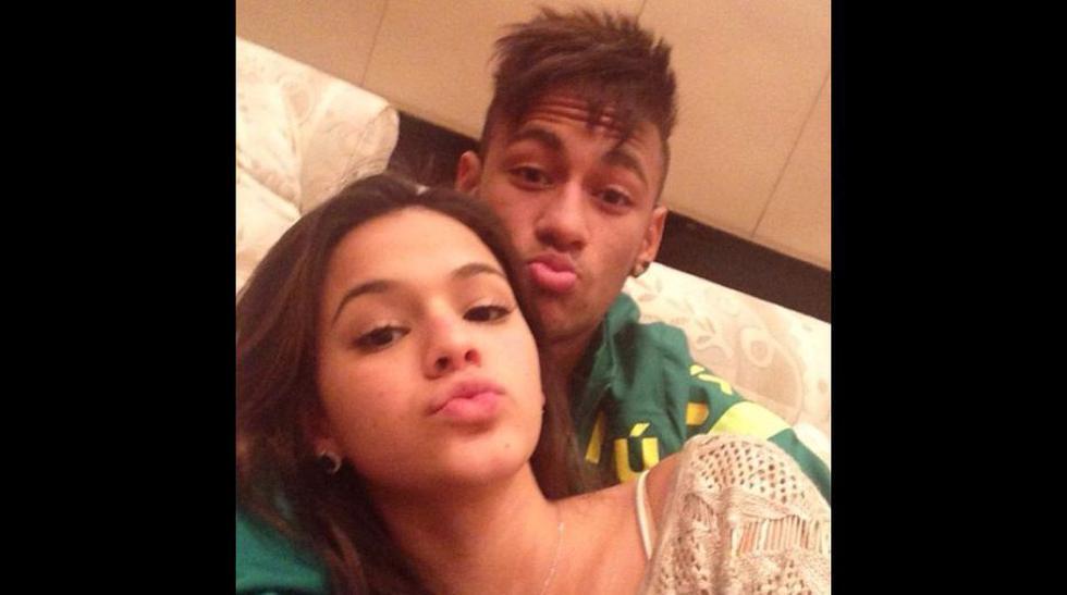 Neymar, ¿el rey de los 'selfies'? - 1