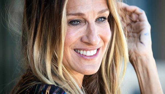 "Junto a Matthew Broderick, su esposo, Sarah Jessica Parker iba a protagonizar la comedia clásica ""Plaza Suite"" en Broadway."